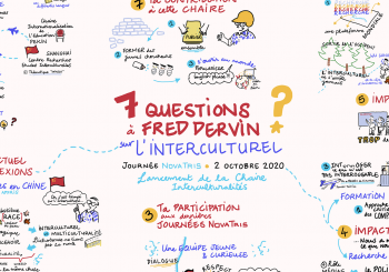 Conférence-interview de Fred Dervin